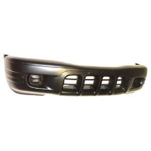 OE Replacement Isuzu Rodeo Front Bumper Cover (Partslink
