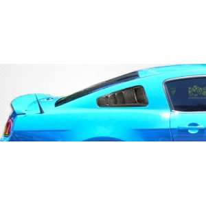 Ford Mustang Carbon Creations Hot Wheels Window Scoops Automotive