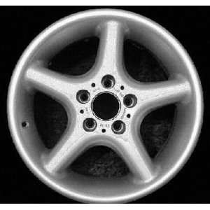 com 93 BMW M5 ALLOY WHEEL RIM 17 INCH, Diameter 17, Width 8 (5 SPOKE