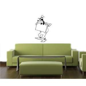 GOOFY DISNEY Wall MURAL Vinyl Decal Sticker