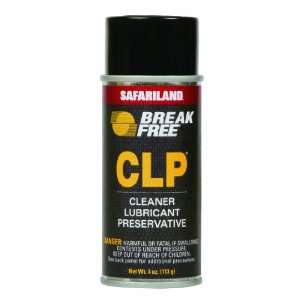 Break Free CLP 2 Cleaner Lubricant Preservative Aerosol (4