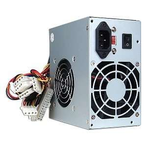 Green 650W 20+4 pin Dual Fan ATX PSU w/SATA Electronics