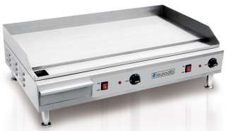 United SP04910 240 Commercial Electric Griddle 36
