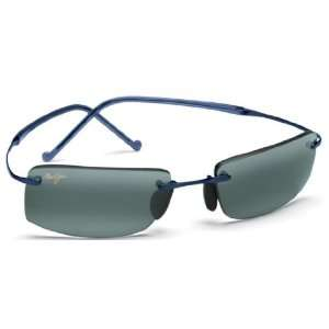Maui Jim Little Beach Blue/Neutral Grey Sunglasses SGL MJ515 03