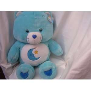 Care Bear JUMBO Bedtime 27 Plush Toy ; 2002 Collectible