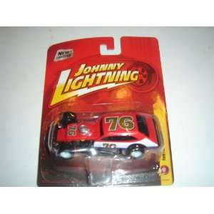 2011 Johnny Lightning R17 Ford Pinto Modified Red/White