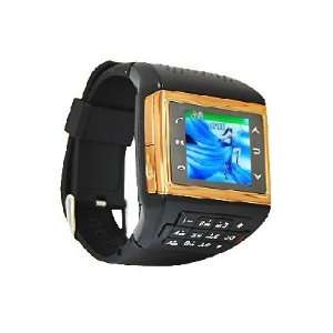 Cool ZTO Quadband Watch Cell Phone with Compass Function